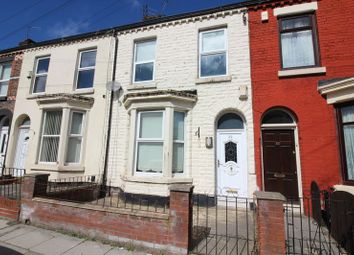Thumbnail 3 bedroom terraced house for sale in Chepstow Street, Walton, Liverpool