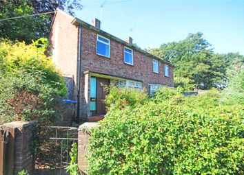 Thumbnail 2 bed semi-detached house for sale in Chertsey, Surrey