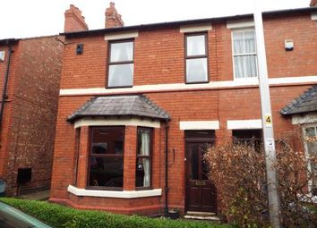 Thumbnail 3 bed semi-detached house for sale in Kingsley Road, Boughton, Cheshire