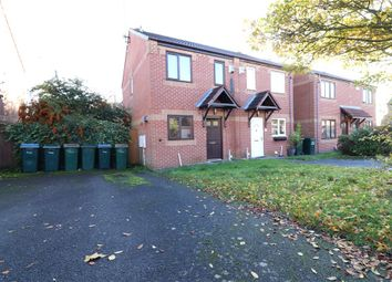 Thumbnail 2 bed semi-detached house for sale in Gunton Avenue, Willenhall, Coventry