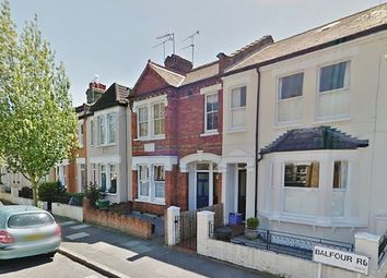Thumbnail 1 bed property to rent in Balfour Road (Gff), Wimbledon