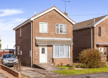 Thumbnail 3 bed detached house for sale in Greenwood Avenue, Upton, Pontefract
