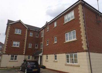 Thumbnail 2 bed flat for sale in Meadowsweet Road, Hartlepool, Durham