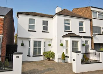 4 bed detached house for sale in Victoria Road, Hythe CT21