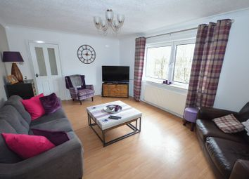 Thumbnail 3 bedroom flat for sale in Backbrae Street, Kilsyth, Glasgow