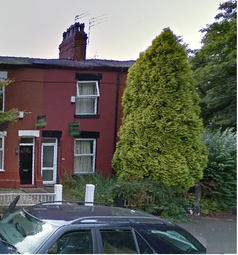 Thumbnail 4 bed terraced house to rent in Langley Road, Fallowfield, Manchester
