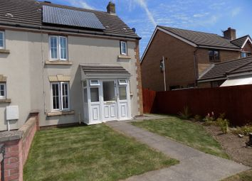 Thumbnail 3 bed end terrace house for sale in Mariners Quay, Aberavon, Port Talbot, Neath Port Talbot.