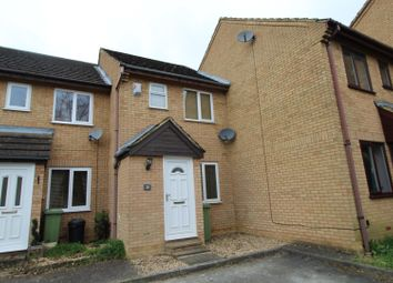 Thumbnail 2 bed terraced house for sale in Bosworth Close, Bletchley