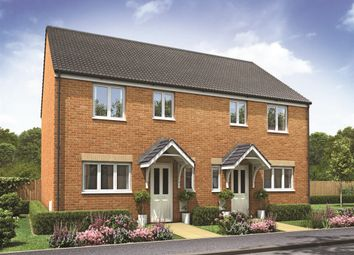 """Thumbnail 3 bedroom semi-detached house for sale in """"The Chester"""" at Mortimers Lane, Fair Oak, Eastleigh"""