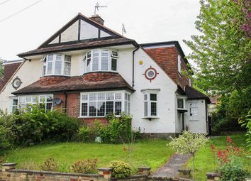 Thumbnail 4 bed semi-detached house for sale in Nutfield Road, Coulsdon