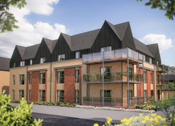 Thumbnail 2 bed flat for sale in Station Road, Longstanton, Cambridge