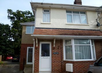 Thumbnail 2 bed maisonette for sale in Blackthorn Road, Southampton