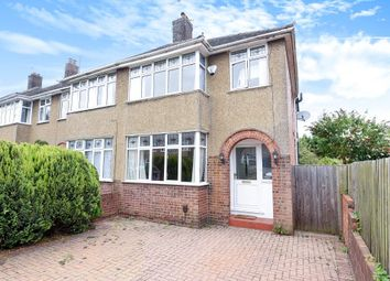 Thumbnail 3 bed semi-detached house for sale in Oswestry Road, Oxford