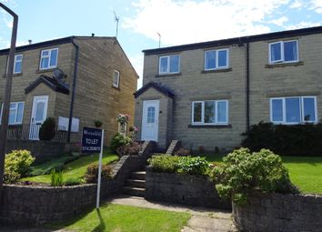 Thumbnail 2 bed semi-detached house to rent in Overcroft Rise, Totley, Sheffield