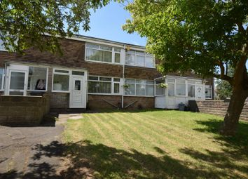 Thumbnail 3 bed terraced house for sale in Blackwell Close, Barry