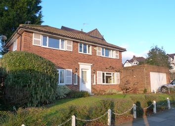 Thumbnail 3 bedroom detached house to rent in The Droveway, Hove