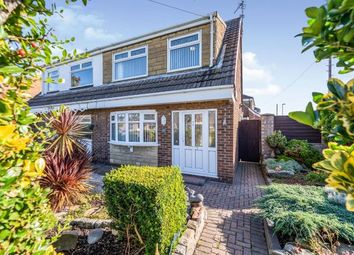 Thumbnail 3 bed semi-detached house for sale in Laffak Road, St. Helens, Merseyside, .