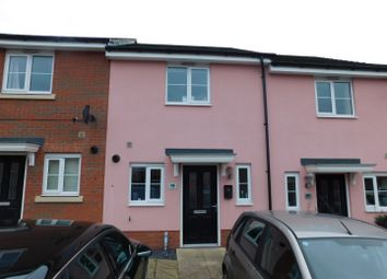 Thumbnail 2 bed terraced house for sale in Buzzard Rise, Stowmarket