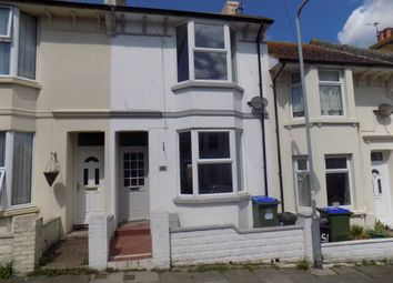 Thumbnail 3 bed terraced house to rent in Lawes Avenue, Newhaven