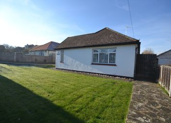 Thumbnail 2 bed detached bungalow to rent in The Gorseway, Little Common, Bexhill-On-Sea