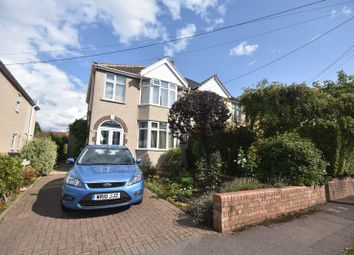 Thumbnail 3 bed semi-detached house for sale in Blackhorse Road, Mangotsfield, Bristol