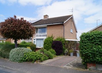 Thumbnail 3 bed semi-detached house for sale in St Margarets Road, Hucclecote, Gloucester