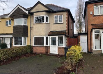 Thumbnail 3 bed semi-detached house to rent in Marshall Grove, Great Barr, Birmingham