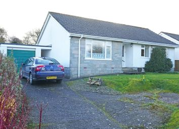 Thumbnail 4 bed bungalow for sale in Cookbury, Holsworthy