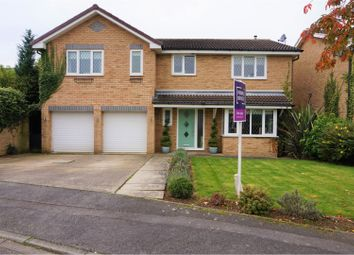 Thumbnail 5 bed detached house for sale in Caterton Close, Yarm