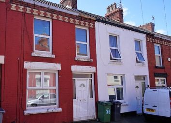 Thumbnail 2 bedroom terraced house for sale in Naples Road, Wallasey