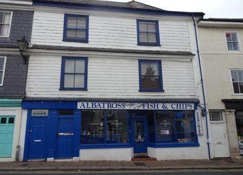 Thumbnail 4 bedroom flat for sale in Totnes, Devon