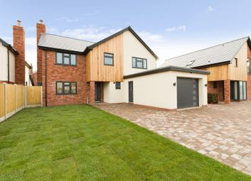 Thumbnail 4 bed detached house for sale in The Maples, Bratton Road, Bratton