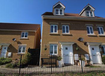 Thumbnail 3 bedroom semi-detached house for sale in Company Farm Drive, Llanfoist, Abergavenny