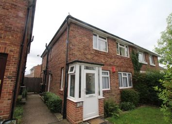 Thumbnail 2 bed flat to rent in Whithedwood Avenue, Southampton