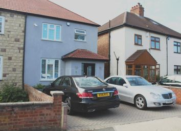 Thumbnail 3 bed semi-detached house for sale in Cranford Lane, Hounslow