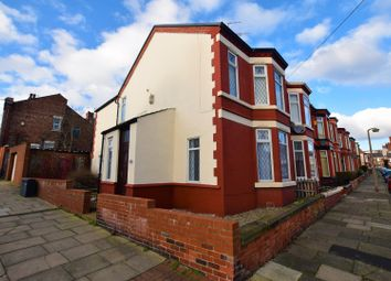 Thumbnail 3 bed end terrace house for sale in Highgreen Road, Prenton