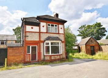 Thumbnail 3 bed detached house for sale in Bolton Road, Salford