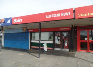 Thumbnail Retail premises for sale in Trafford, Low Fell, Gateshead