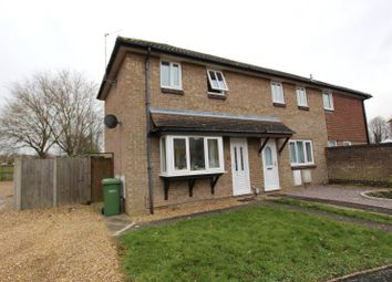 Thumbnail 1 bed terraced house to rent in Elstone, Orton Waterville, Peterborough