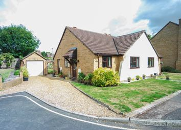 Thumbnail 2 bed semi-detached bungalow to rent in King James Way, Royston