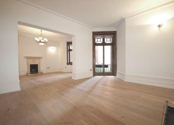 Thumbnail 4 bed flat to rent in Abingdon Villas, Kensington