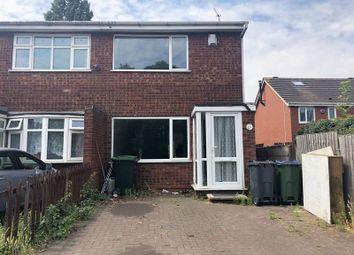 Thumbnail 2 bed semi-detached house to rent in Gospel Oak Road, Ocker Hill, Tipton