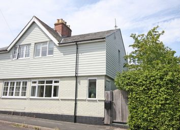 Thumbnail 2 bed cottage for sale in Ambleside Road, Lymington