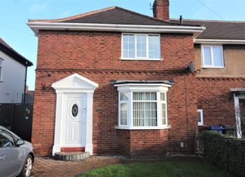 Thumbnail 3 bed terraced house for sale in Leicester Avenue, Doncaster