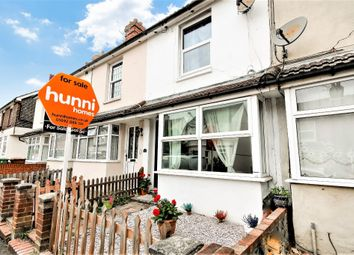 Thumbnail 3 bed terraced house for sale in Colebrook Road, Tunbridge Wells