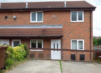 Thumbnail 1 bed end terrace house to rent in Freshwater Road, Chatham