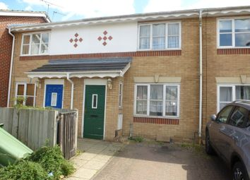 Thumbnail 2 bed terraced house to rent in Vicarage Road, Stratford, London