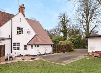 Thumbnail 3 bed semi-detached house for sale in Portsmouth Road, Camberley, Surrey