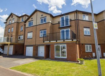 Thumbnail 5 bed terraced house for sale in Plas Taliesin, Penarth Marina, Penarth