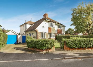 Thumbnail 4 bed semi-detached house for sale in Frobisher Close, Pinner, Middlesex